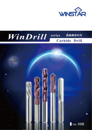 Winstar Carbide Drill
