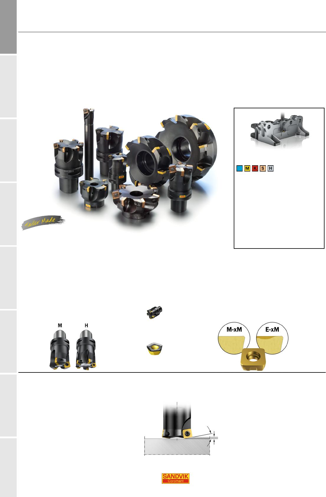10 NEW Sandvik  INSERTS R245  18 T6 M-MM 2040