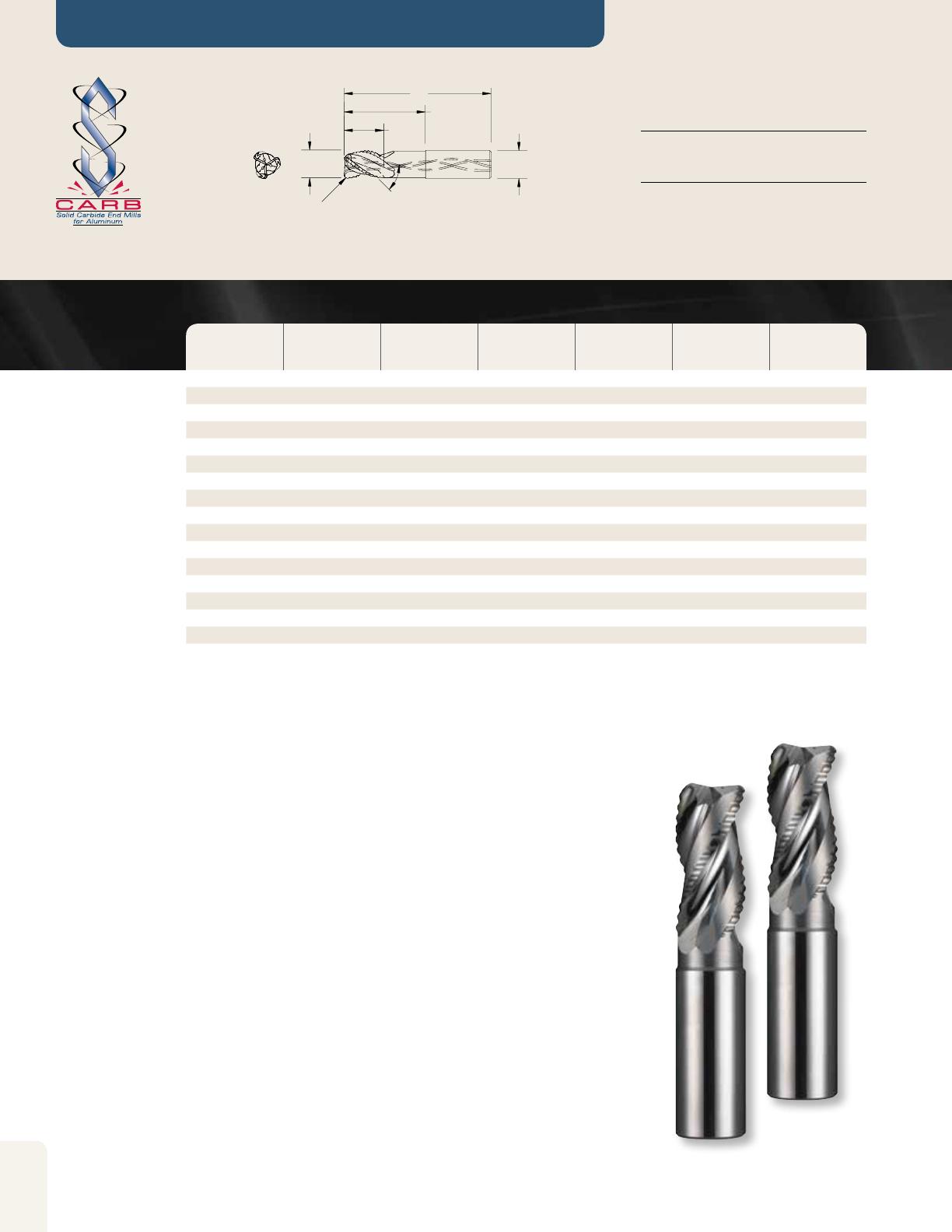 SGS 34787 43CR S-Carb High Performance End Mill 3//4 Cutting Diameter 1-5//8 Cutting Length 0.090 Corner Radius 4 Length Uncoated 3//4 Shank Diameter
