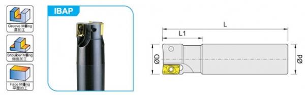 Фреза концевая Winstar IBAP3(P24)