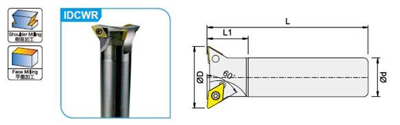 Фреза концевая Winstar ICCT(P39)