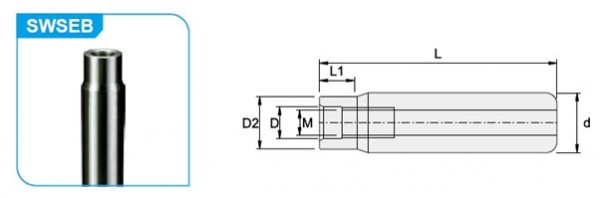 Система для плунжерного фрезерования Winstar SWSEA(P42) v2