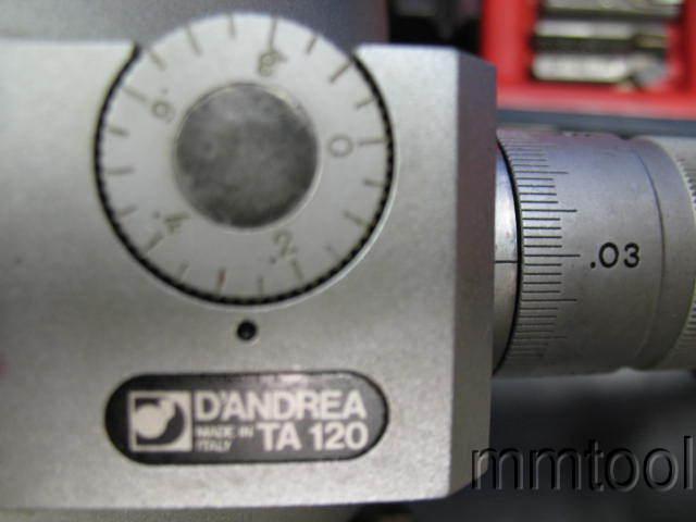 D'Andrea инструмент