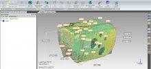 Построение плоскостей в Geomagic